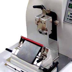 Microtome Front
