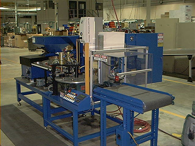 Pulley Assembly Machine